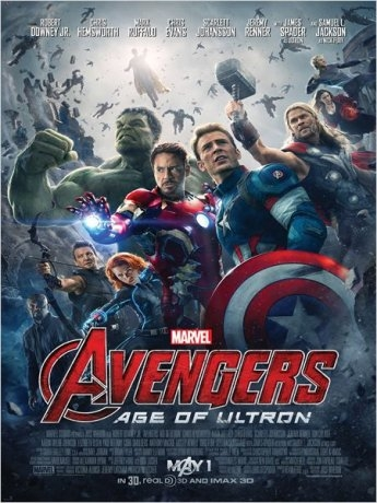 The Avengers 2 : Age of Ultron (2015)