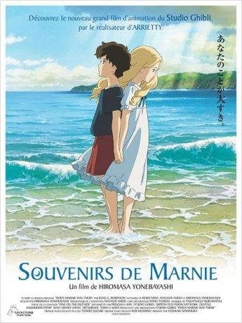 Souvenirs de Marnie (2015)