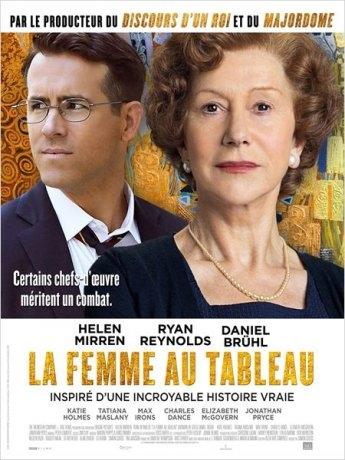 La femme au tableau (2015)