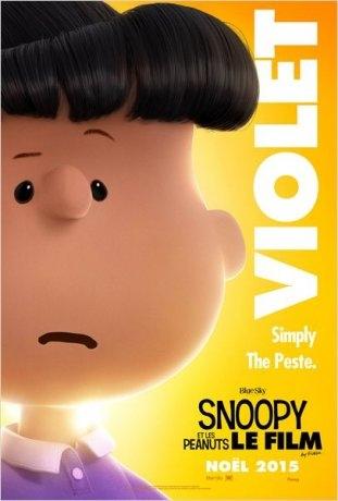 Snoopy et les Peanuts - Le Film (2015)