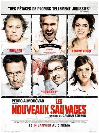 Les nouveaux sauvages (2015)