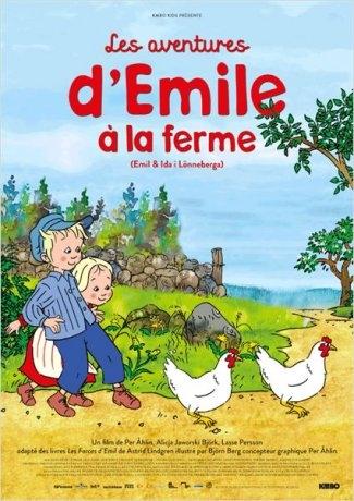 Les aventures d'Emile à la ferme (2015)