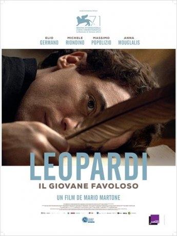 Leopardi IL Giovane Favoloso (2015)