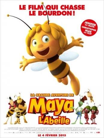 La Grande aventure de Maya l'abeille (2015)