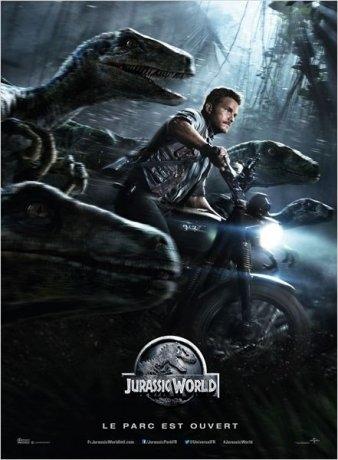 Jurassic Park 4 - Jurassic World (2015)