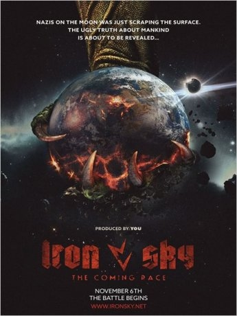 Iron Sky 2: The Coming Race (2019)