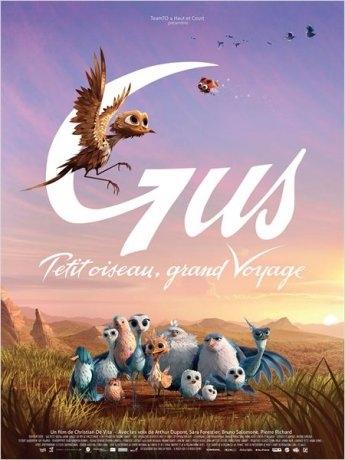 Gus petit oiseau, grand voyage (2015)
