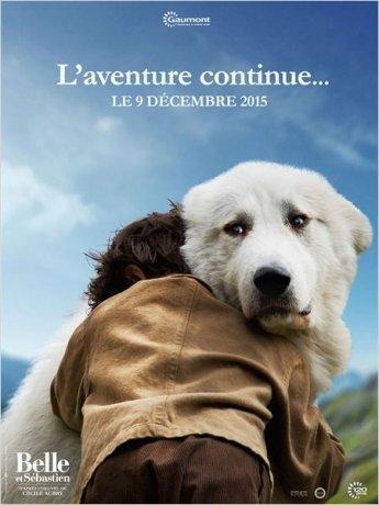 Belle et Sébastien 2 : l'aventure continue (2015)