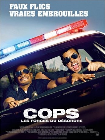 Cops - Les Forces du désordre (2015)