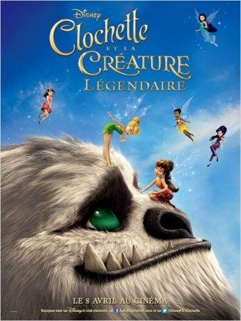 Clochette et la créature légendaire (2015)