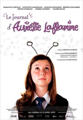 Aurélie Laflamme - Les pieds sur terre (2015)
