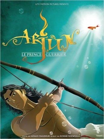 Arjun, le prince guerrier (2015)