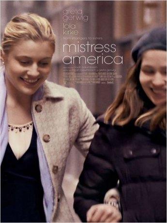 Mistress America (2016)