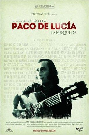 Paco de Lucía: La búsqueda (2015)