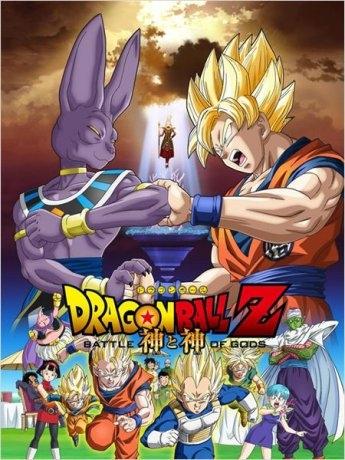 Dragon Ball Z : Battle of Gods (2014)
