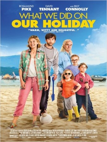 What We Did On Our Holiday (2015)