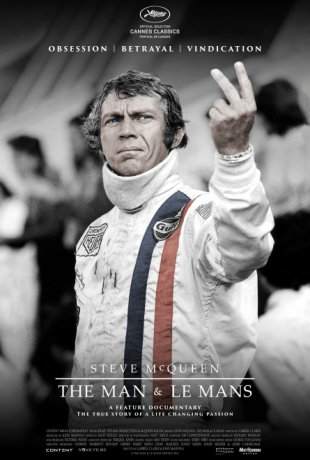 Steve McQueen: The Man And Le Mans (2015)