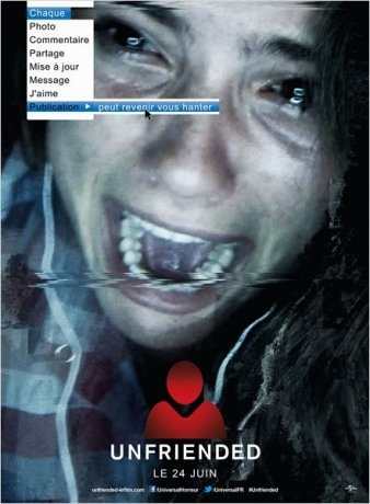 Unfriended - Cybernatural (2015)