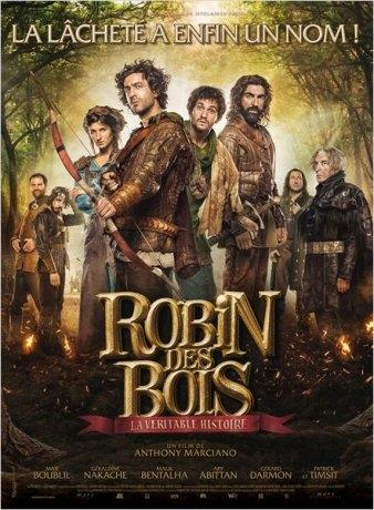 Robin des bois, la véritable histoire (2015)