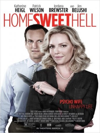 Home Sweet Hell (2015)