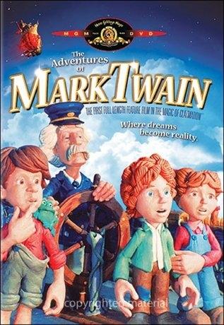 Les aventures de Mark Twain (2015)