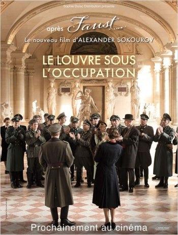 Francofonia, le Louvre sous l'occupation (2015)