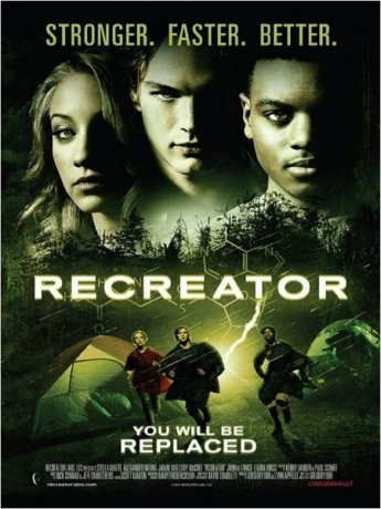 Cloned: The Recreator Chronicles (2015)