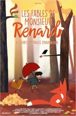 Les Fables de Monsieur Renard (2015)