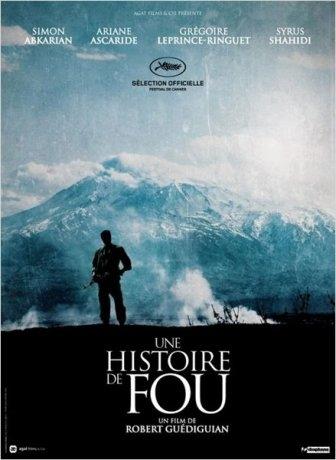 Une Histoire de Fou (2015)
