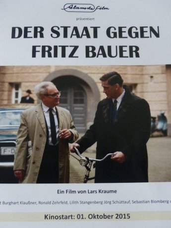 Fritz Bauer, un héros allemand (2016)