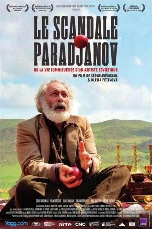 Le Scandale Paradjanov ou La vie tumultueuse d'un artiste soviétique (2015)