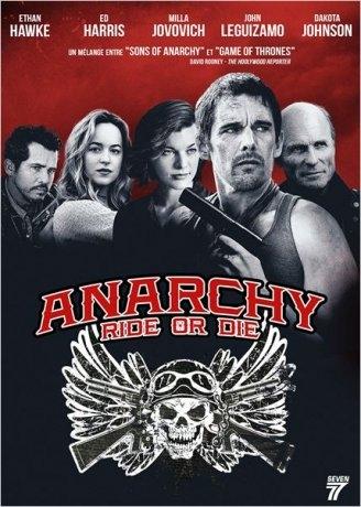 Anarchy (2015)