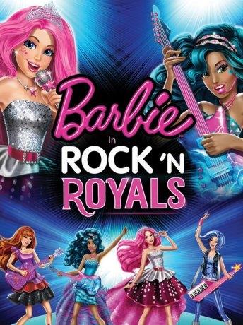 Barbie - Rock et Royales (2015)