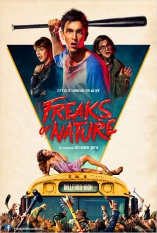 Freaks Of Nature (2016)