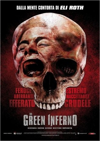 The Green Inferno (2016)