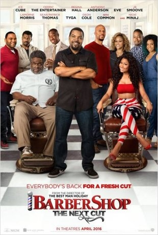 Barbershop : The Next Cut (2016)