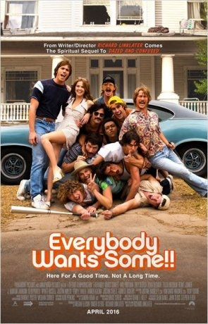 Everybody Wants Some Trailer Bande annonce dans Films 2016