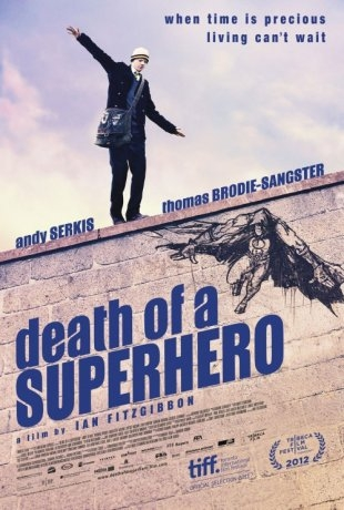 Death of a Superhero (2012)