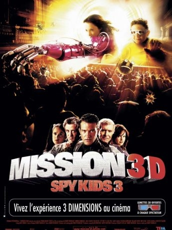Mission 3D - Spy Kids 3 (2004)