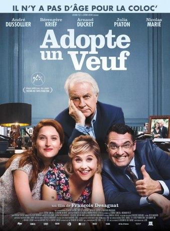 Adopte un veuf (2016)