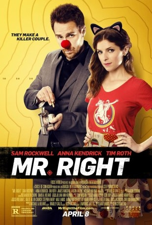 Mr. Right (2016)