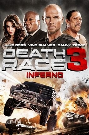 Death Race 3 : Inferno (2012)