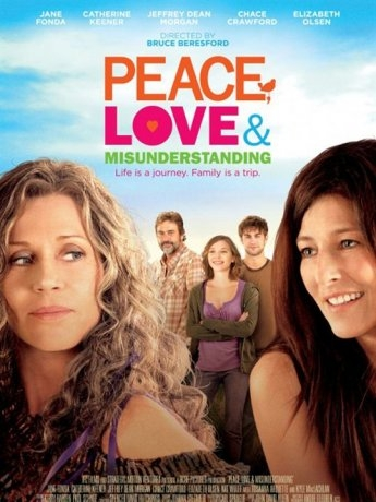 Peace, Love And Misunderstanding (2011)