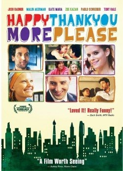Happy Thank You More Please (2011)