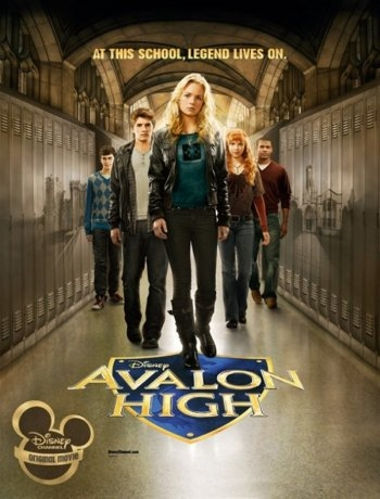 Avalon High : un amour légendaire (2010)