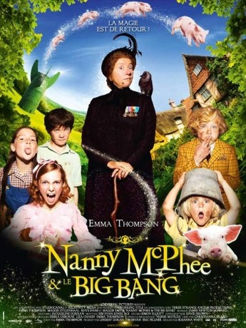 Nanny McPhee et le Big Bang (2010)