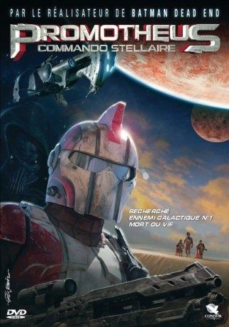 Promotheus - Commando Stellaire (2011)