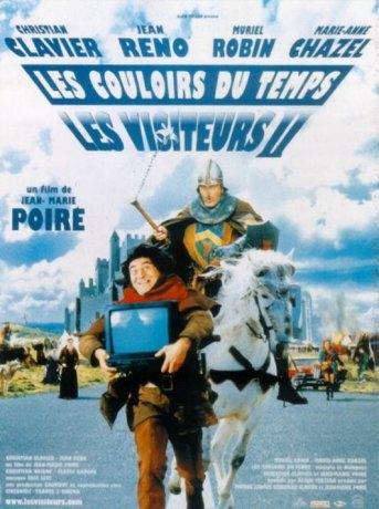 Les Visiteurs 2 : Les couloirs du temps (1998)