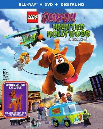 LEGO Scooby-Doo! : Le fantôme d'Hollywood (2016)