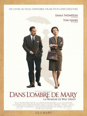 Dans l'ombre de Mary - La promesse de Walt Disney (2014)